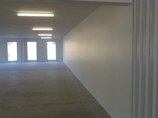 commercial build – commercial shed Gladstone