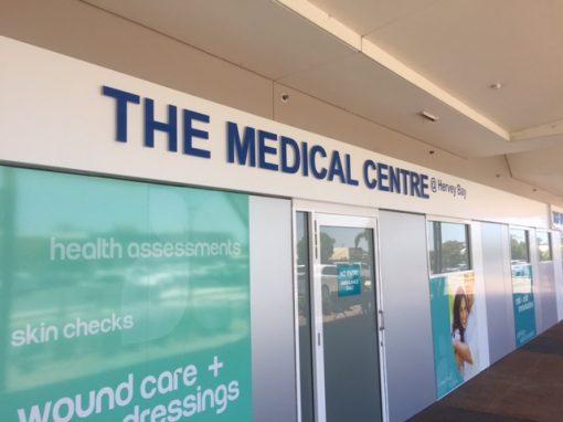 commercial build – medical centre Hervey Bay